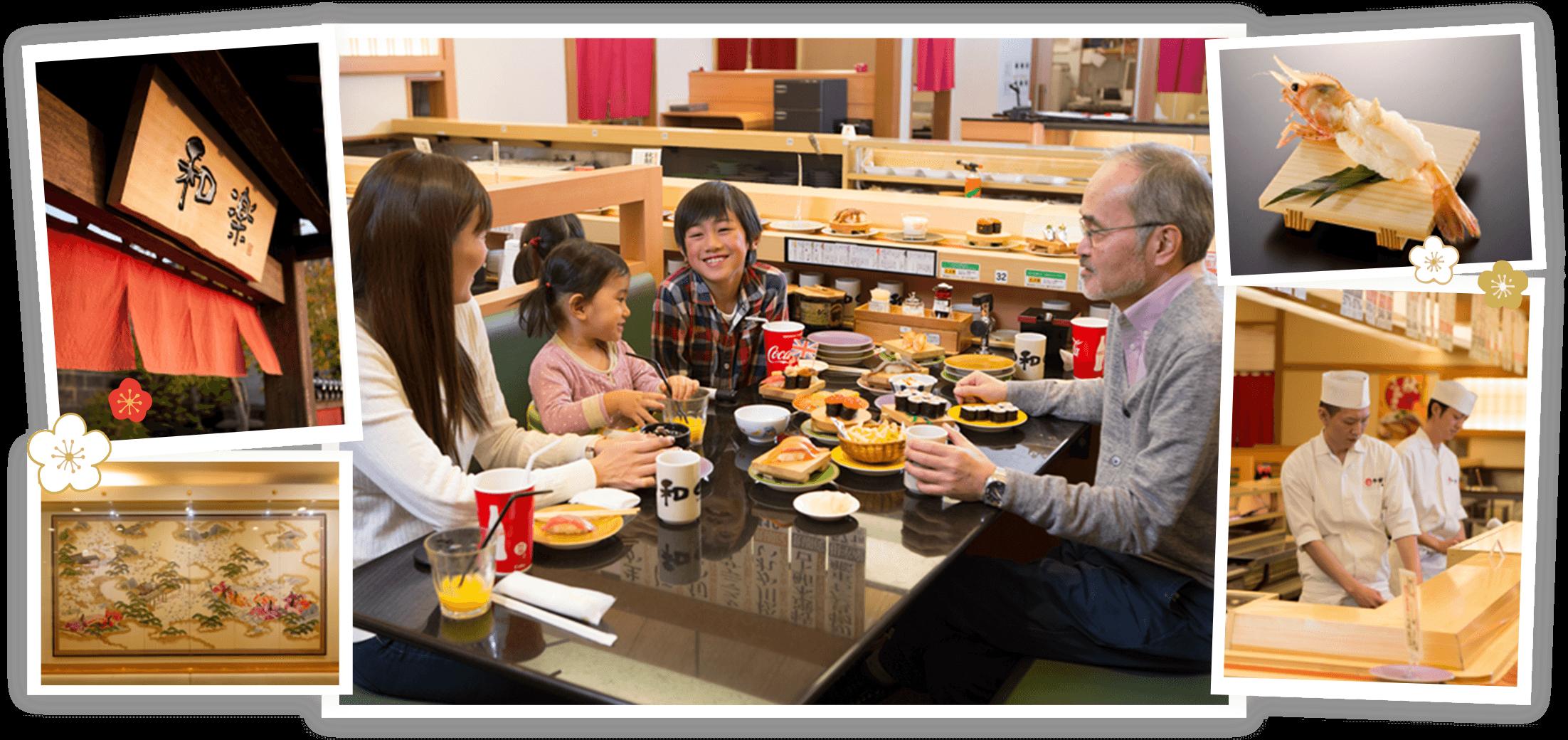 Роллы - Enjoy Sushi - доставка роллов и суши в Томске